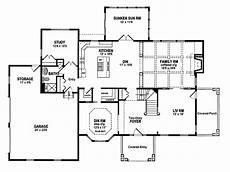 georgian colonial house plans clawson georgian colonial home plan 034d 0075 house