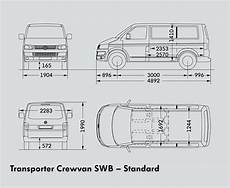 Vw Transporter T5 Swb Dimensions Specialist Car And Vehicle