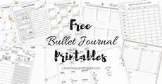 free bullet journal printables bullet journal free