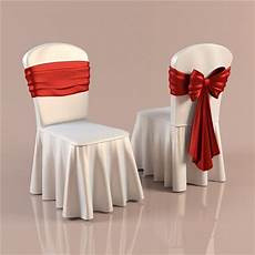 4pcs high quality polyester spaining chair covers