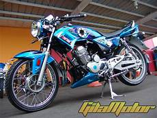 Modif Megapro 2005 by Megapro 2005 Aquarium Batman Gilamotor