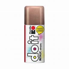 bombe de peinture do it metallic colorspray cuivre