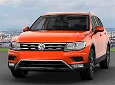 Exterior Color Options 2018 Volkswagen Tiguan