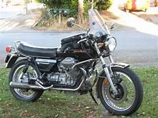 1988 Moto Guzzi Mille Gt Reduced Effect Moto Zombdrive