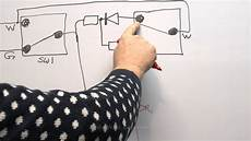 central heating how the mid position y plan 3 port valve works youtube