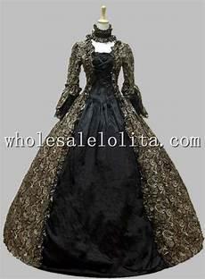 1800s Georgian Period Dress Prom Gown Wedding