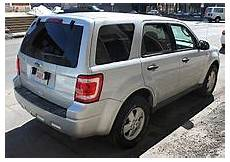 old car manuals online 2009 mercury mariner electronic valve timing ford escape wikipedia