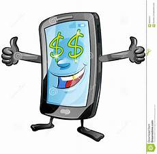 Mobile Stock Vector Illustration Of Award