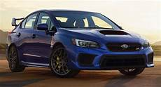 Subaru Wrx Sti 2019 - 2019 subaru wrx and wrx sti gain new series gray limited