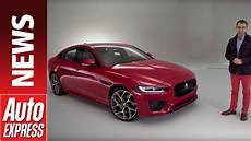 jaguar xe s new 2019 jaguar xe take a look around jag s facelifted 3 series rival