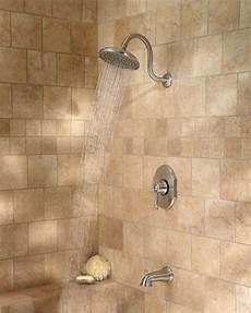 pfister hanover 1 handle tub shower faucet brushed nickel com