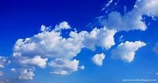 Gambar Awan Langit Biru Sky Diskripsi Foto Ambil