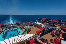 tides pool carnival horizon cruise ship cruise critic