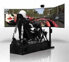 Cxc Motion Pro Ii Simulator Un Simulateur De F1 224 32 000