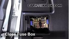 Interior Fuse Box Location 2014 2015 Nissan Rogue Select