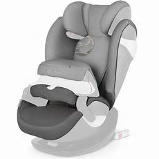 Cybex Pallas M - cybex pallas m fix seat cover manhattan grey 2018