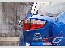 Review: 2019 Ford EcoSport 1.0 EcoBoost Titanium