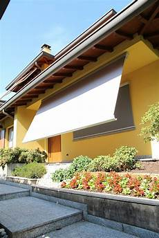 immagini tende da sole tende da sole per terrazzo o giardino cose di casa