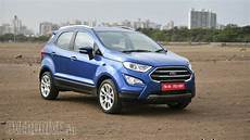 2018 ford ecosport petrol automatic road test review