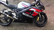 suzuki gsxr 750 k4 with carbon moto gp exhaust can