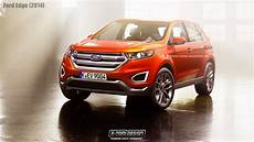 Rendering 2015 Ford Edge Production Version