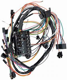 Dash Wiring Harnes 1970 Impala by 1966 Chevrolet Impala Parts Electrical And Wiring Classic