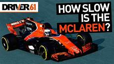 Exactly How Is The 2017 Mclaren Honda F1 Alonso