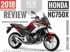 2018 honda nc750x review specs new changes nc700x