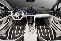 Porsche Panamera Stingray GTR By TopCar Has Hypnotizing