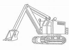 coloring pages of construction vehicles 16461 скачать и распечатать раскраски строительная техника