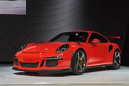 Porsche 911 GT3 RS Is The Supermodel Of Race Cars In