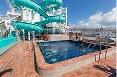 pools carnival freedom cruise ship cruise critic