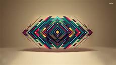 Geometric Wallpaper Laptop