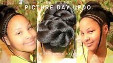 Hairstyles For Black Tweens