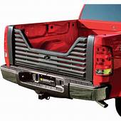 Stromberg Carlson Fifth Wheel Louvered Tailgate — Fits