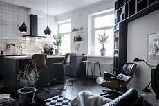 wohnung mit design wohnung mit schwarzen akzenten designs2love