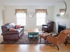 living room makeover a budget hgtv