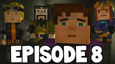 the begin in minecraft story mode episode 8 minecraft story mode episode 8 predictions quot a journey s
