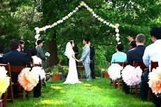 backyard budget weddings backyard wedding pictures