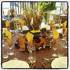 traditional african wedding centerpieces and decor www facebook com joburgtents or secundatents