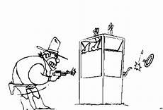 Malvorlagen Jahrmarkt Kostenlos Cowboy Auf Jahrmarkt Ausmalbild Malvorlage Comics