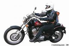 Honda Vt 600 Shadow Moto Magazine Leader De L