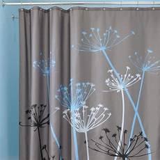 Interdesign Shower Curtains interdesign thistle shower curtain wayfair ca