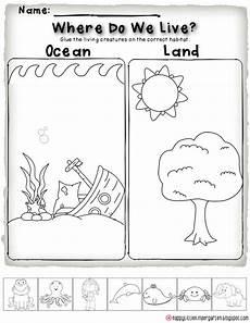 animal habitats worksheets grade 2 13887 habitat freebie for science centers and investigations kindergarten