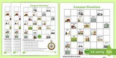 compass directions ks2 worksheets 11720 new classroom themed compass directions worksheet worksheets