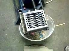 shredder shredding of general waste