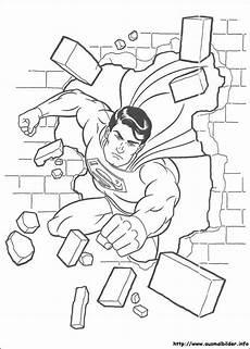 Malvorlagen Superhelden Ausmalbilder Superman Zum Ausdrucken Superhelden