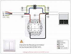 Branchement Interrupteur Volet Roulant Siemens
