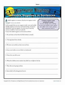 7 best double negatives images pinterest double negative teaching handwriting and teaching