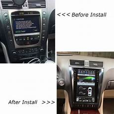 auto air conditioning repair 1995 lexus gs navigation system 11 8 quot tesla vertical screen car gps radio for lexus gs gs300 gs430 gs460 2006 11 ebay